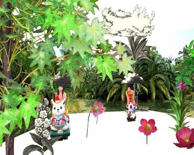 Lost Paradise, 2007. Meiya Lin